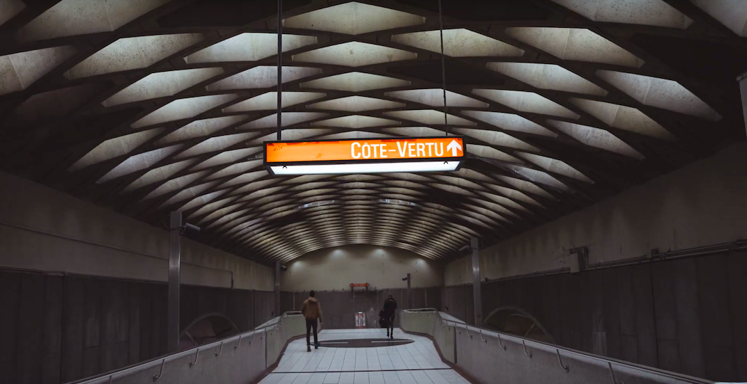 Artist creates awesome hyperlapse of the Montreal Metro (VIDEO)