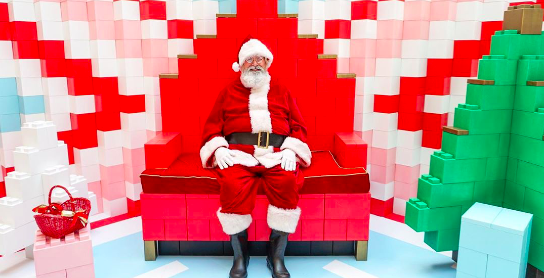 15 places to get your photo with Santa Claus in Seattle this weekend