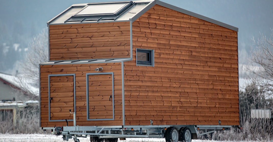 New zoning bylaws could mean more tiny homes coming to Edmonton