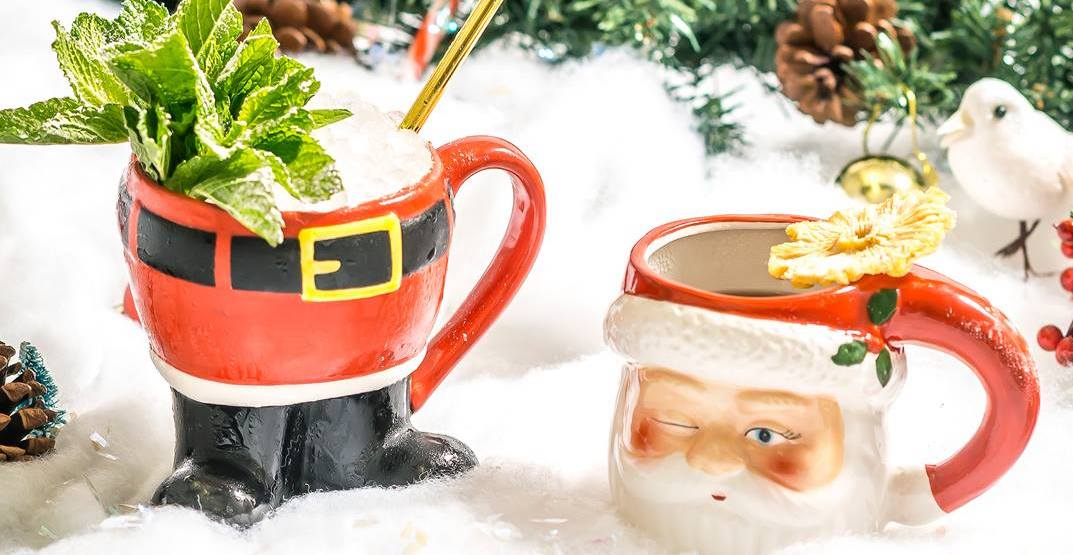 A boozy holiday pop-up has taken over Rob Roy in Jingle-Belltown