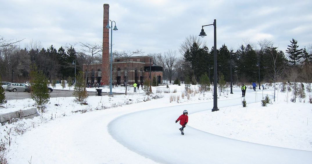 7 of the best skating paths and trails in and around Toronto