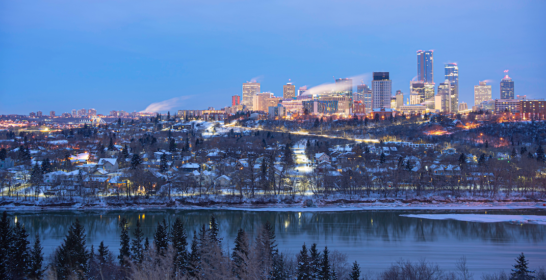Flurries in the forecast for most of the week in Edmonton