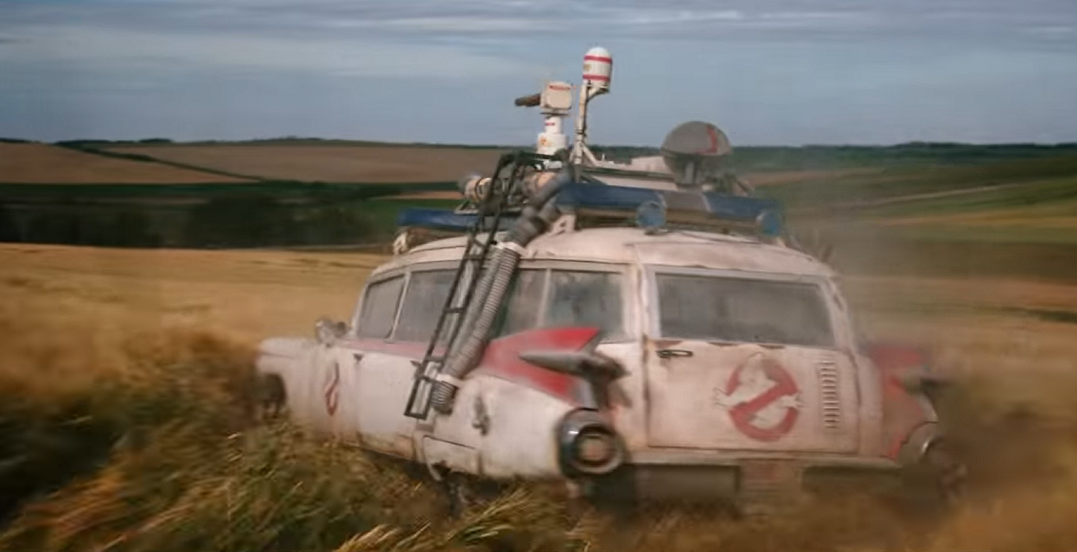 New filmed-in-Calgary Ghostbusters releases first full trailer (VIDEO)