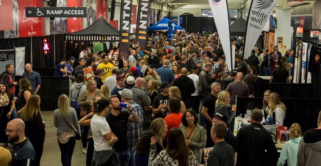 Canada's largest beer festival is coming to Calgary this spring