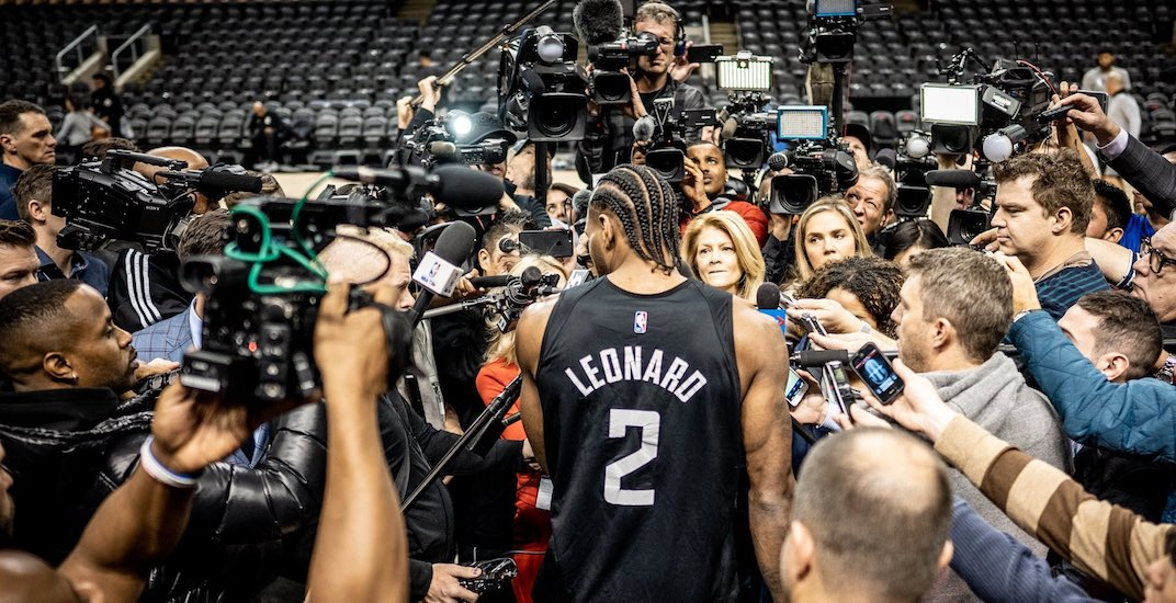 6 things to expect when Kawhi Leonard faces the Raptors in Toronto tonight