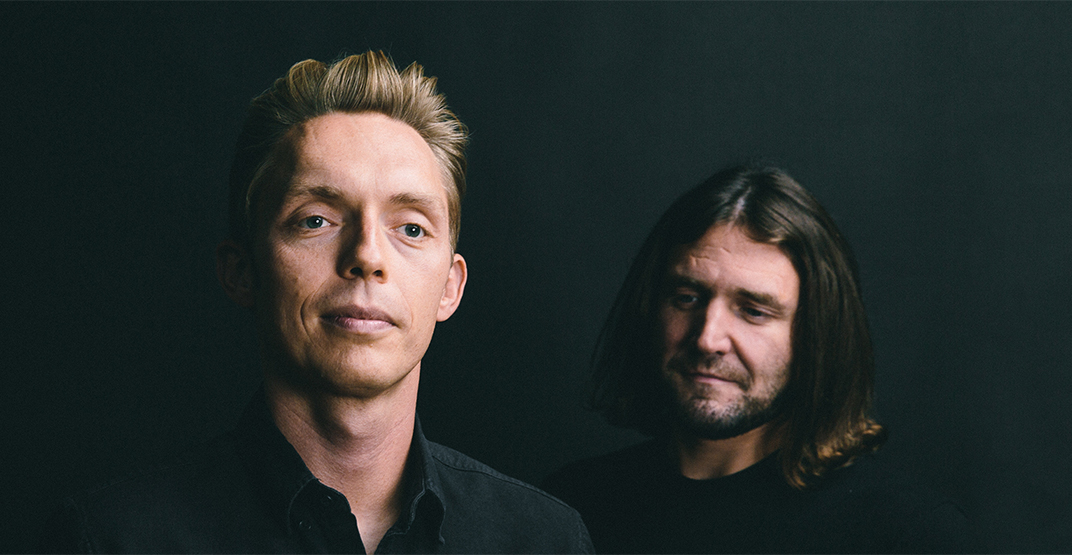 You can see podcasters The Minimalists live in Vancouver this spring