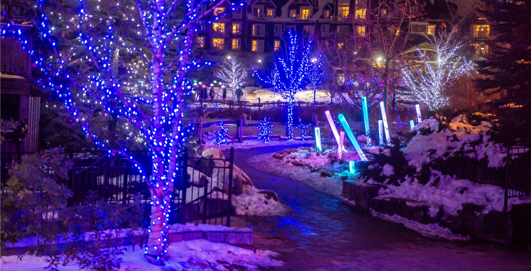 Blue Mountain will be turning into a winter wonderland this month