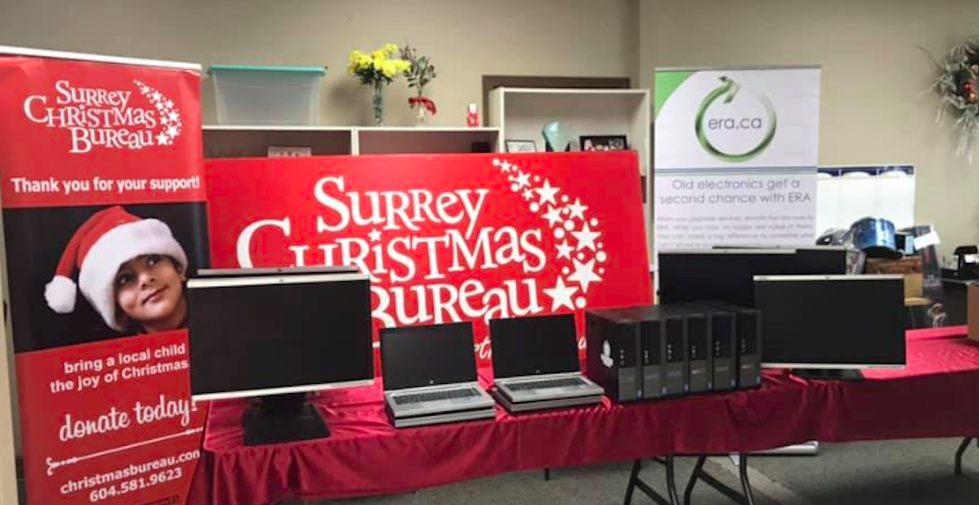"""Deplorable"": Police investigating after Surrey Christmas Bureau robbed"