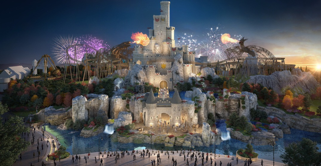 A gigantic $6 billion theme park is coming to London in 2024