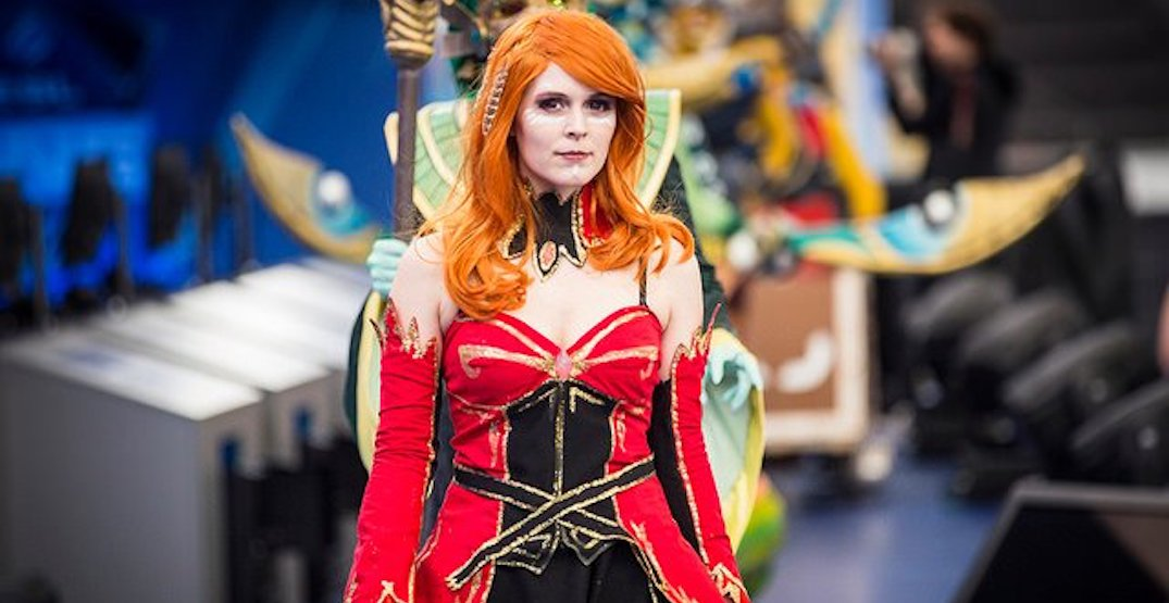 Cosplay your favorite character at this Portland holiday convention
