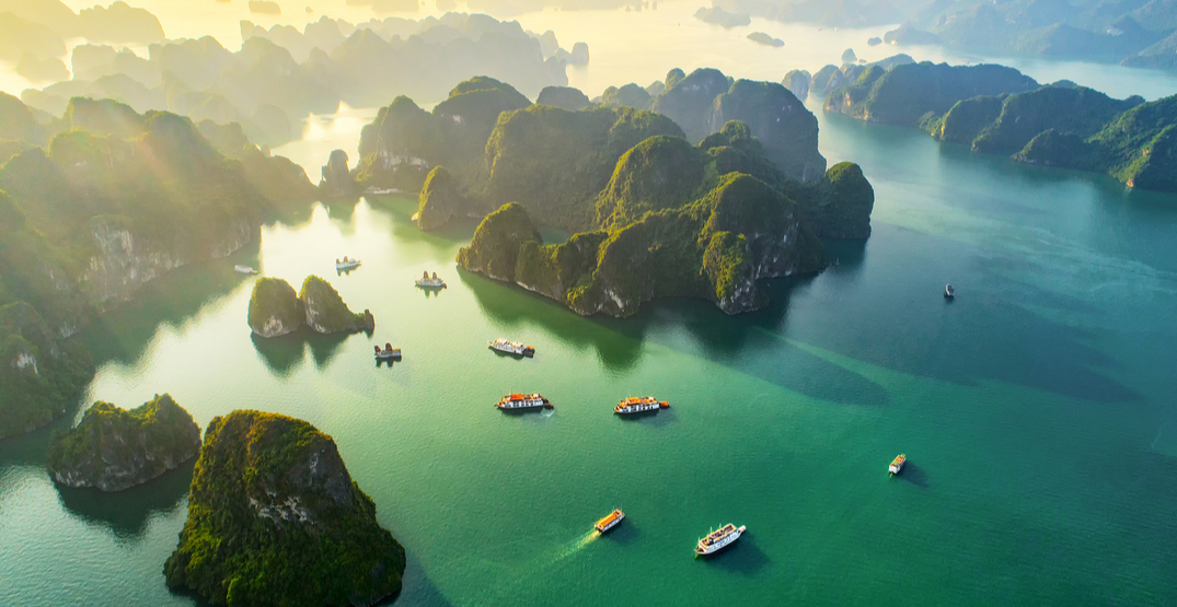 6 of the most picturesque destinations in Vietnam