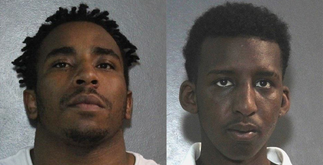 2 Surrey men wanted on human trafficking charges in Ontario