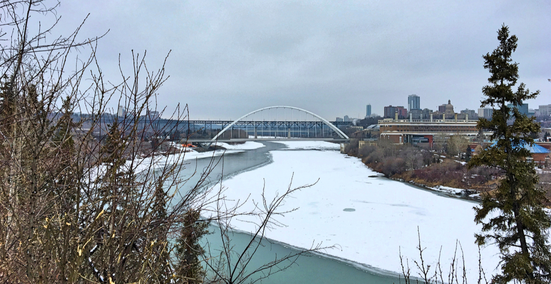 Cold spell and significant snowfall forecasted to hit Edmonton