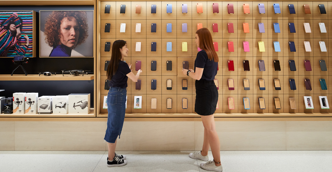 5 reasons to check out Toronto's new Eaton Centre Apple Store