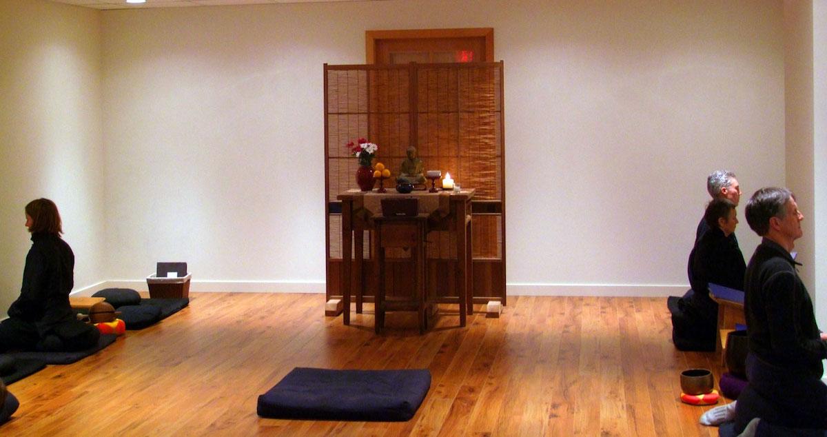 Mountain Rain Zen Centre