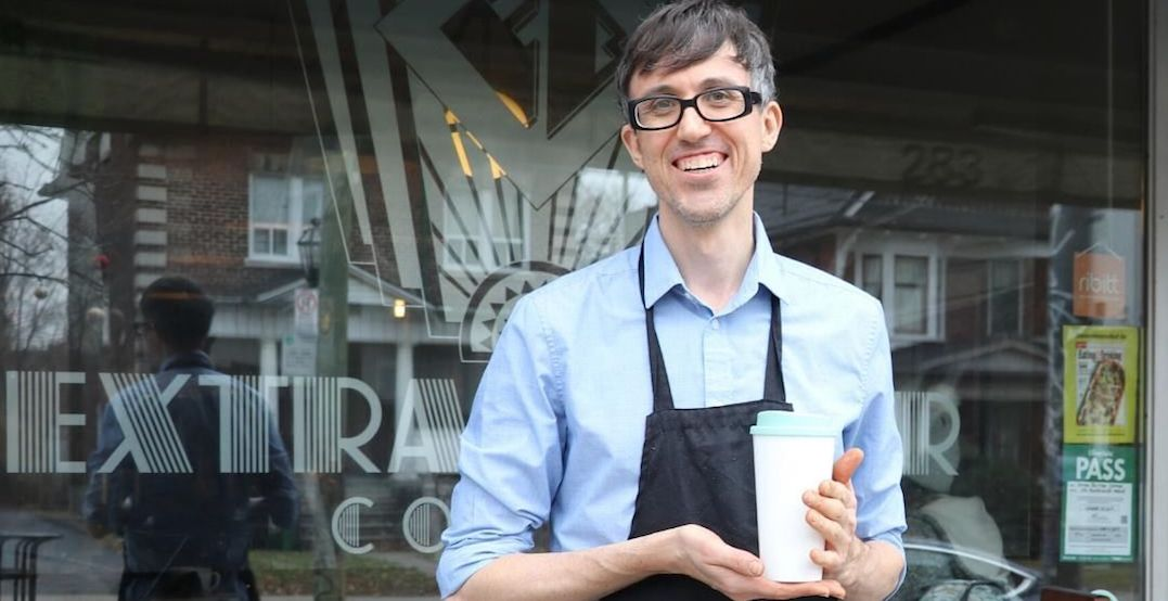 Multiple local cafes join reusable coffee cup program across Toronto