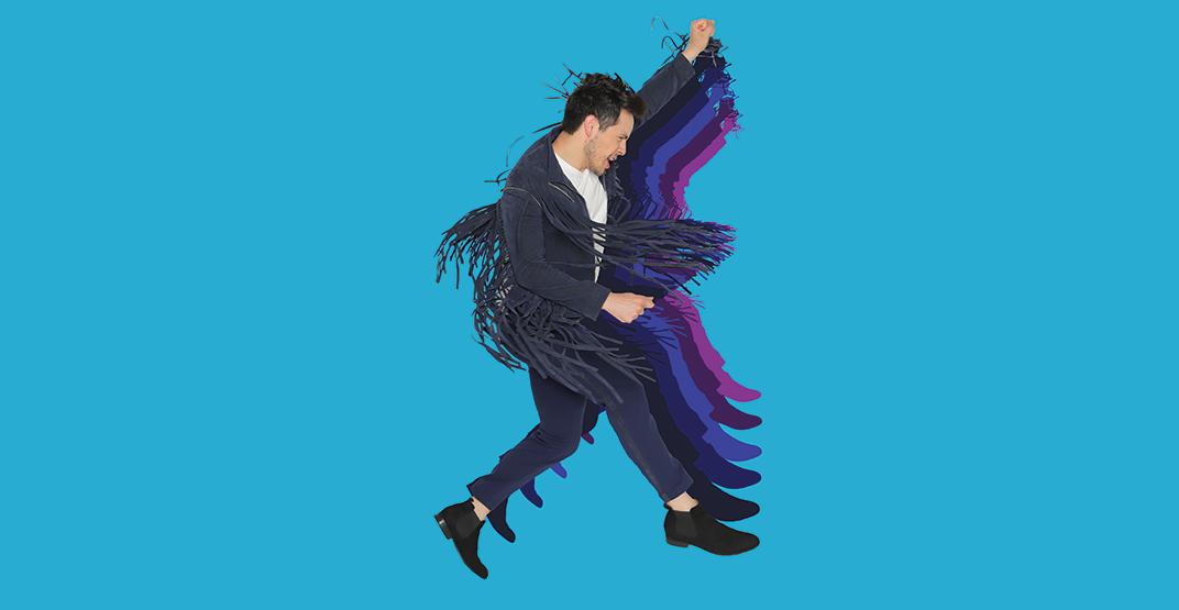 David Archuleta announces Vancouver concert at the Rio Theatre