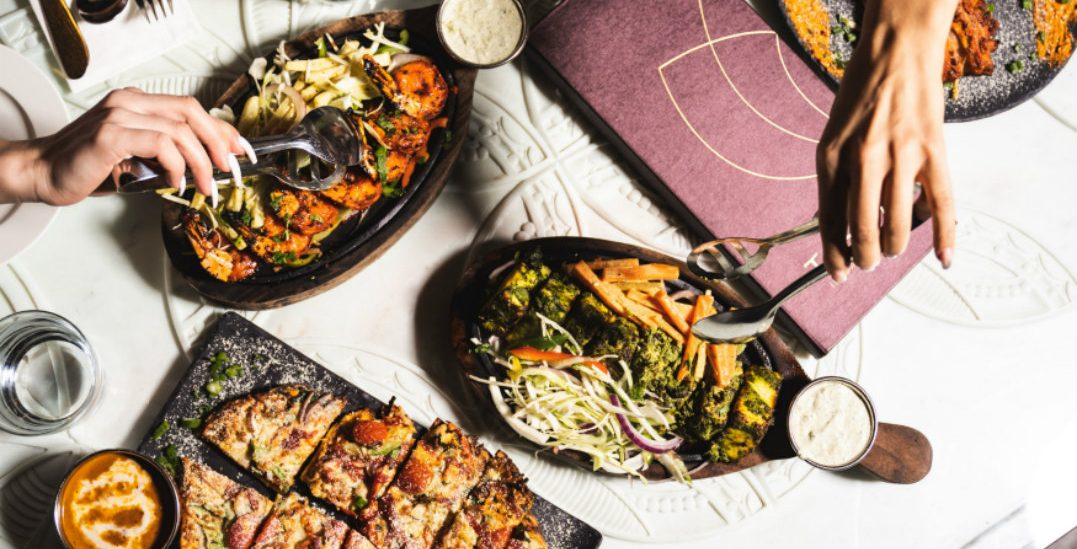 The dishes at this Vancouver restaurant will transport you to modern India