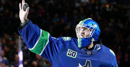 Flames Sign Jacob Markstrom To 6 Year 36m Free Agent Contract Offside