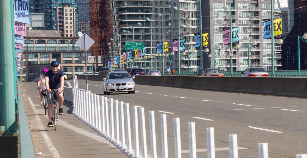 Majority of Vancouver residents happy with city's bike lane network