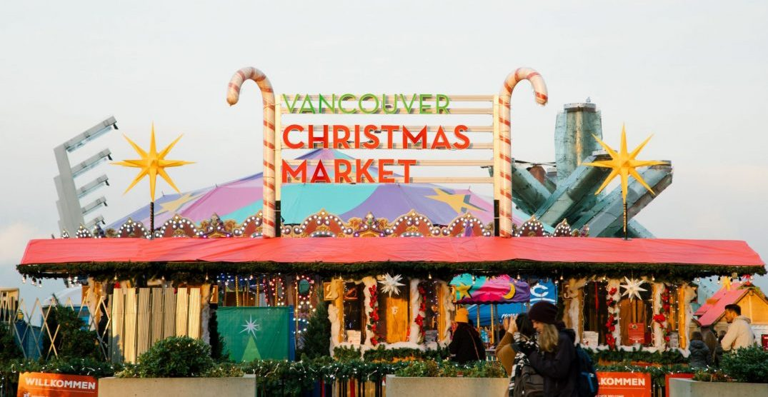 Gift-spiration for everyone on your shopping list at Vancouver Christmas Market
