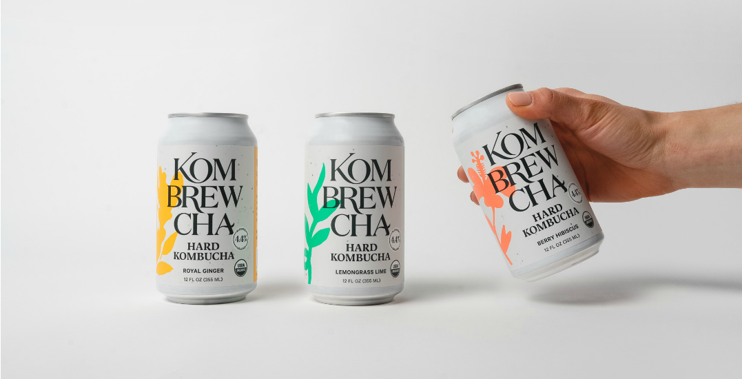 Albertans can now buy a boozy kombucha that just launched in Canada