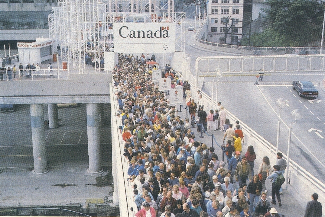 canada place expo worlds fair