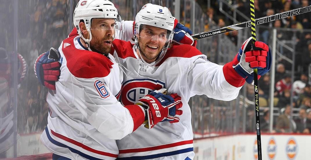 Canadiens' Ben Chiarot is proving the critics wrong so far