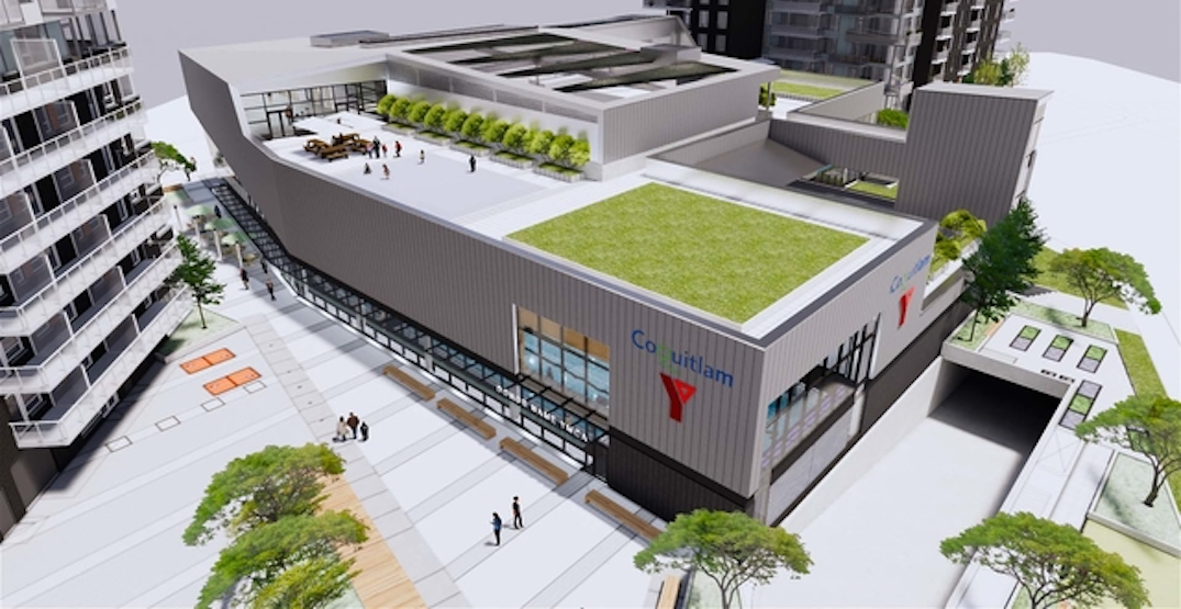 Coquitlam approves new YMCA recreational centre next to Burquitlam Station