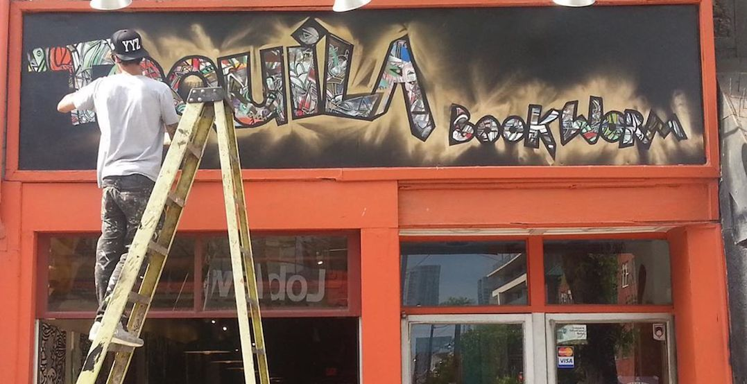 Tequila Bookworm closing after more than 25 years on Queen West