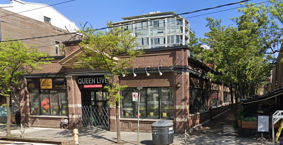 Vacant Queen West food market gets new lease on life