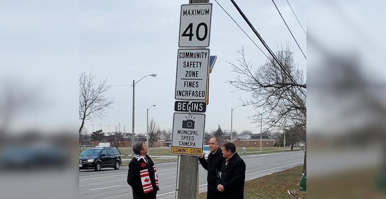 Toronto begins installing new speed enforcement cameras