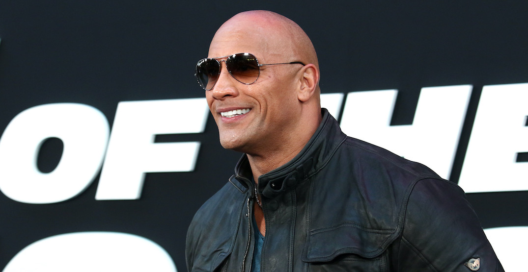 Dwayne Johnson now has his own line of holiday flavors at Salt & Straw