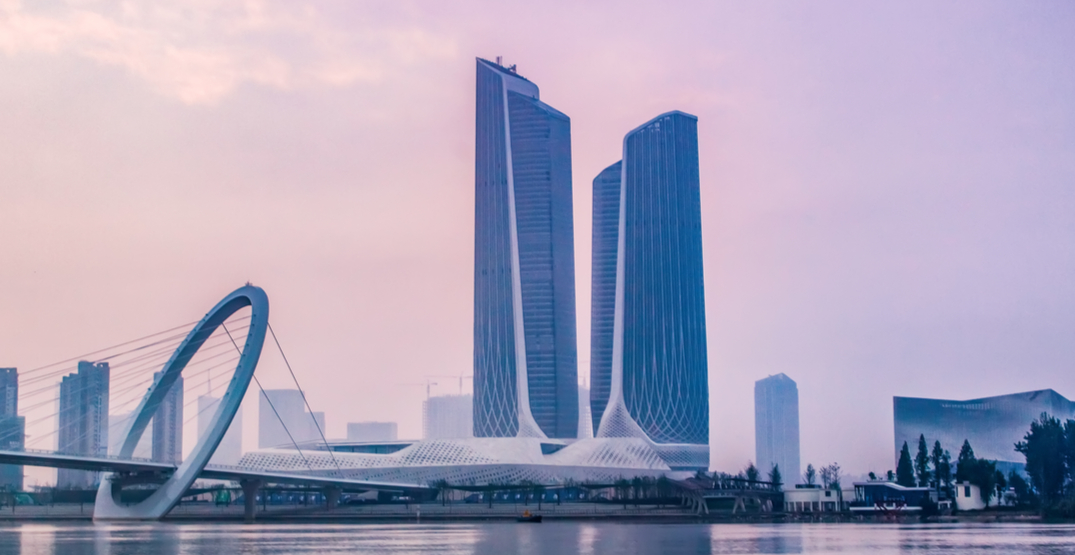 Fly from Vancouver to Nanjing, China, for under $450 in Winter 2020
