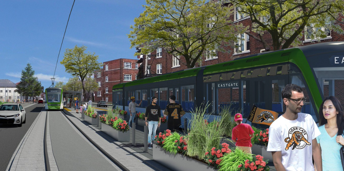 Ford government to cancel Hamilton LRT project