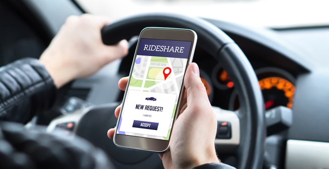 First ridehailing application in BC approved