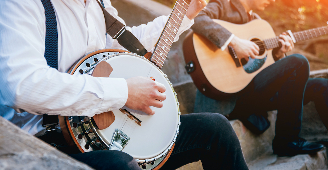Get your fill of Appalachian tunes at Portland's Old Time Music Gathering