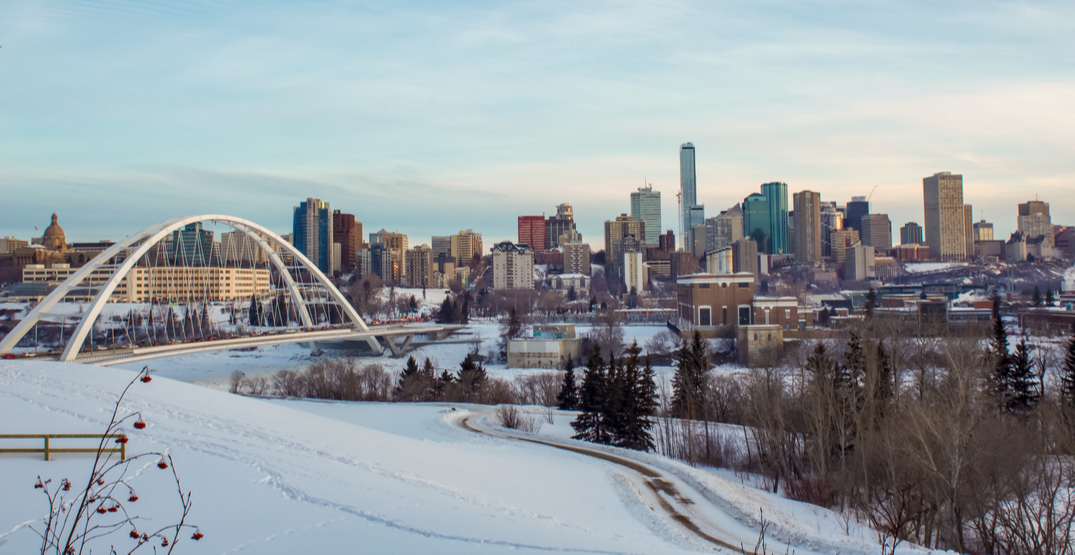 The Weather Network reveals the chance of Edmonton having a white Christmas