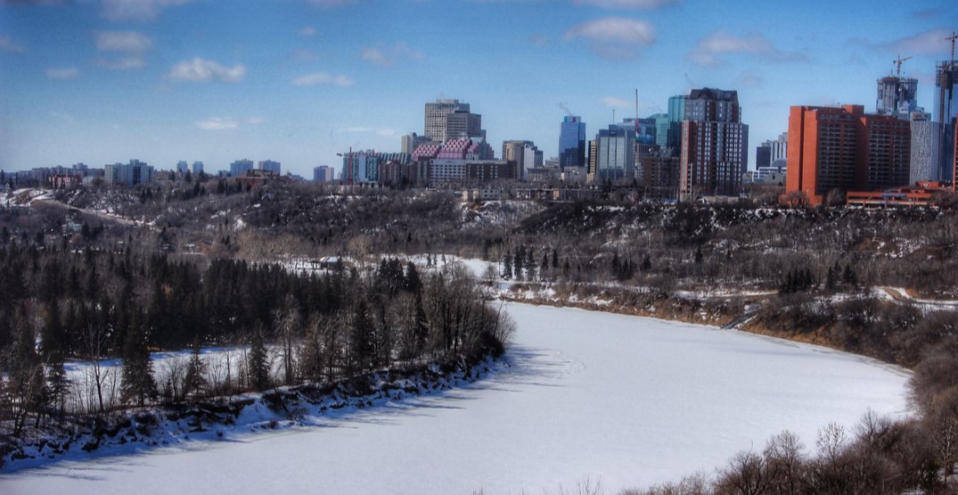 No fresh snow forecast for Christmas Day in Edmonton