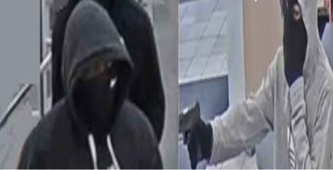 Bankers Association offering $25,000 reward for men wanted in 22 GTA robberies