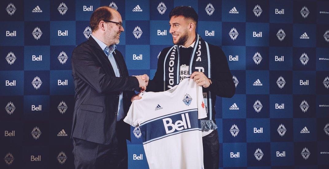 9 new players on the Vancouver Whitecaps this season