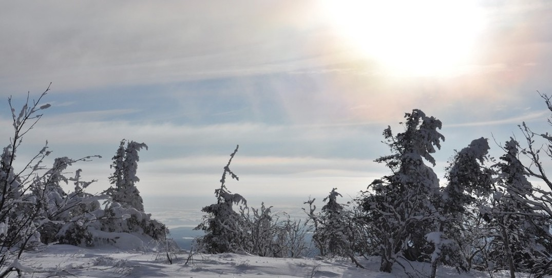 It's expected to feel like almost -40ºC in parts of western Quebec tomorrow