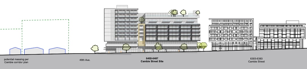 6409-6487 Cambie Street Vancouver