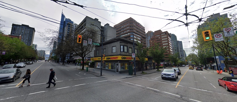 1190 Burrard Street Vancouver qmunity