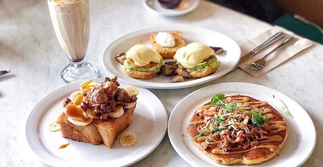 Best places to get an amazing hangover brunch in Vancouver