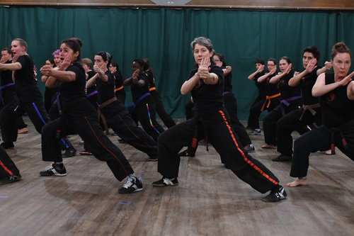 Learn martial arts in one of these seven Seattle studios