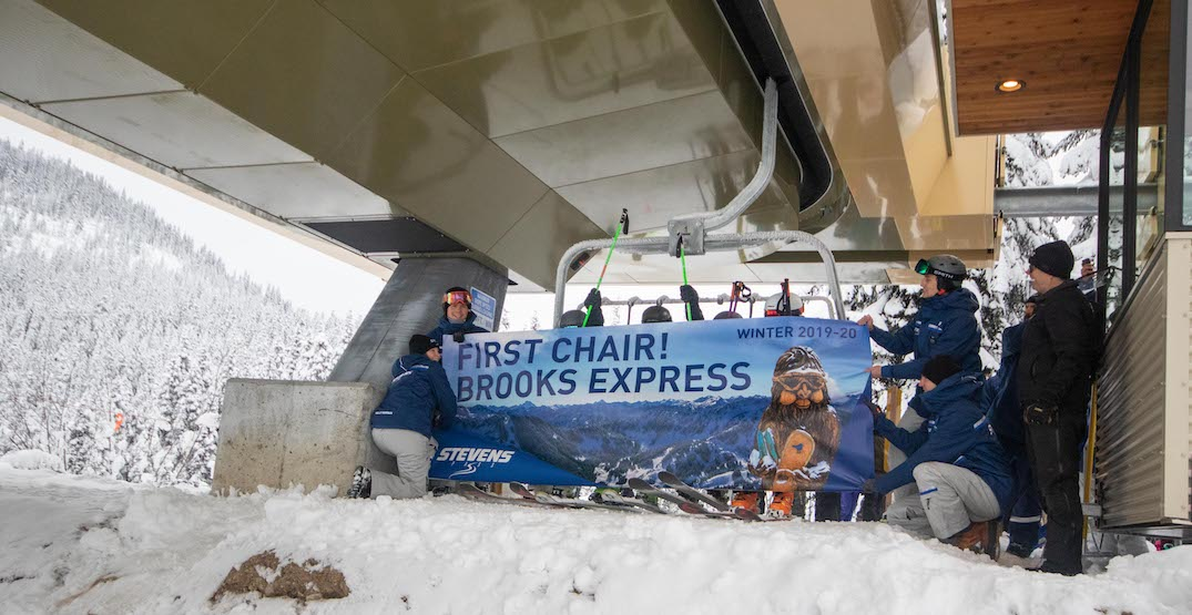 Stevens Pass is now officially open for the season (VIDEO)