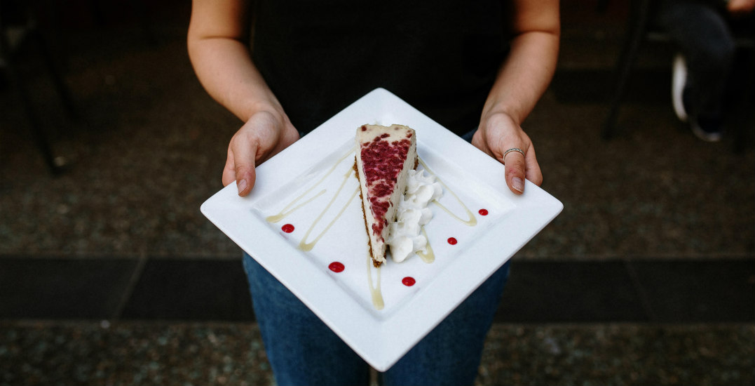 Downtown Vancouver is getting a new cheesecake and organic coffee cafe