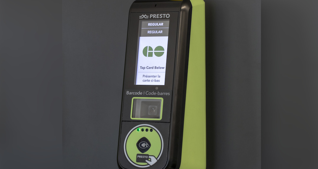 Metrolinx begins to rollout its new PRESTO devices