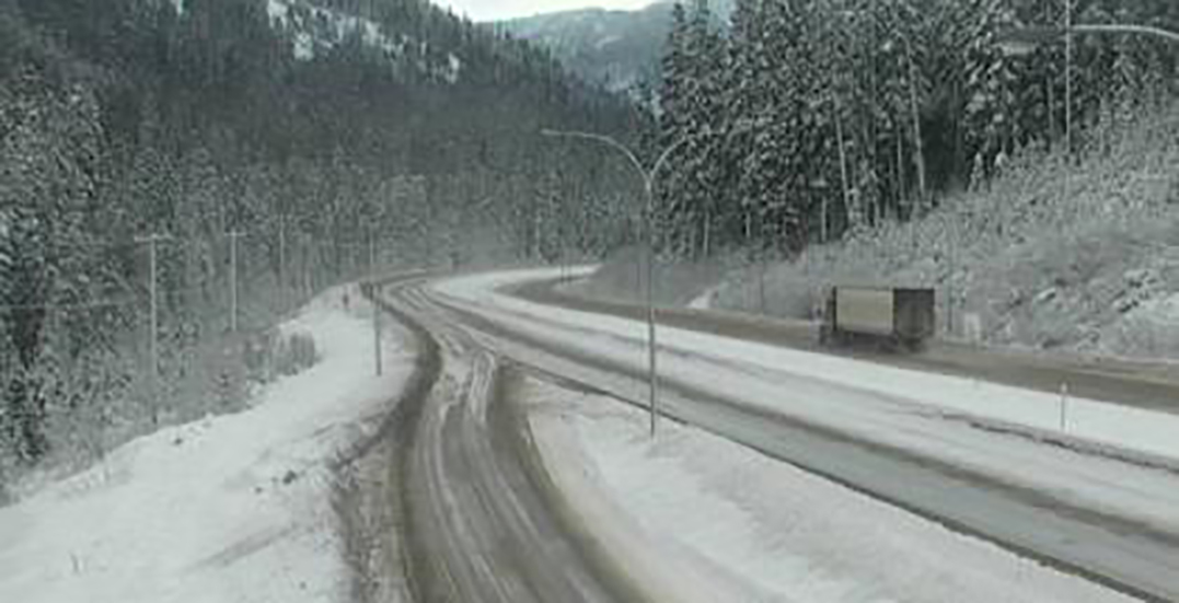 """""""Hazardous winter conditions"""" expected to batter Southern BC"""